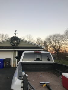 Dodge Ram 2500 Power Sliding Back Window Glass Replacement