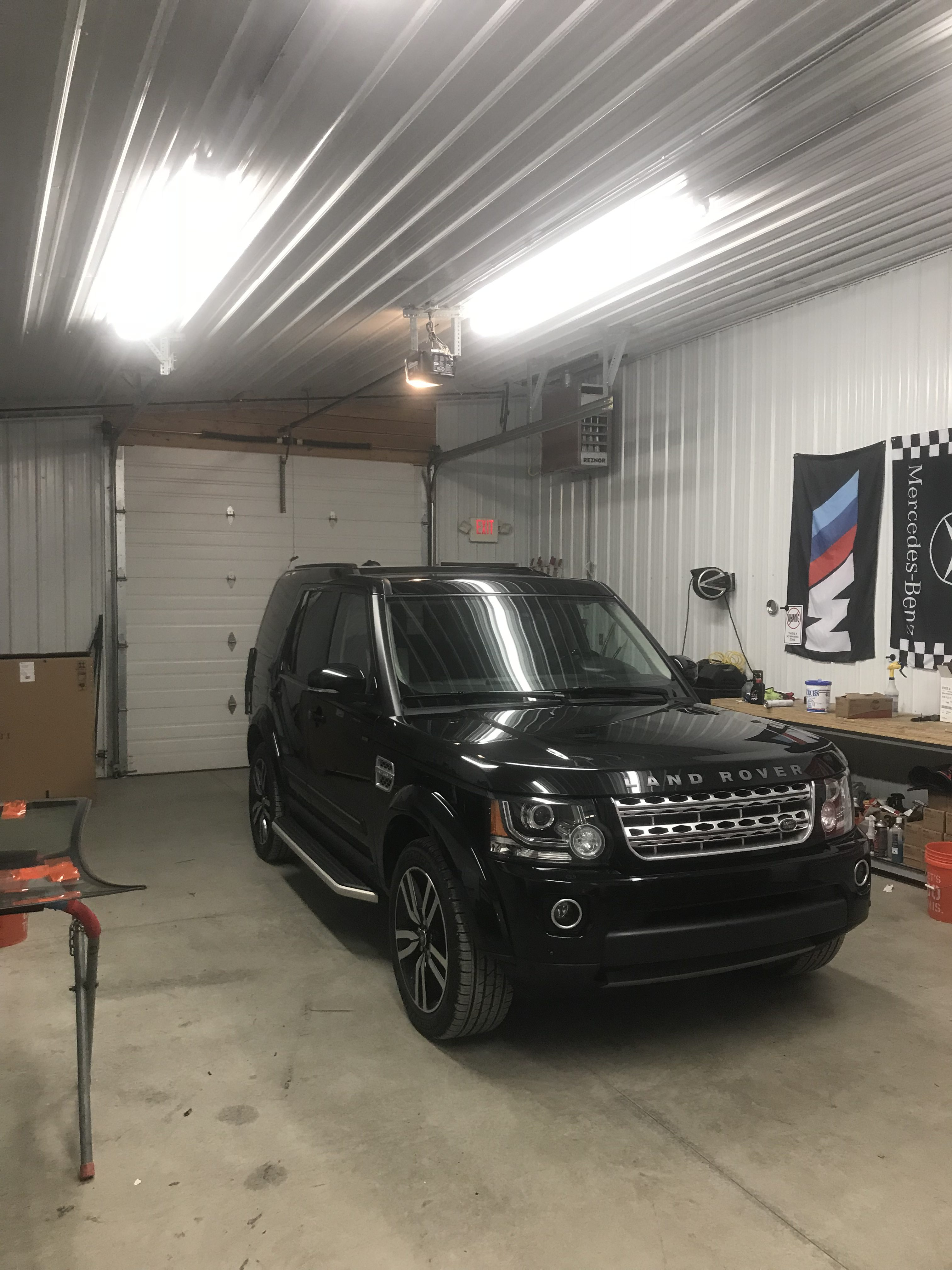 Land Rover Lr4 Windshield Replacement Xtreme Autoglass