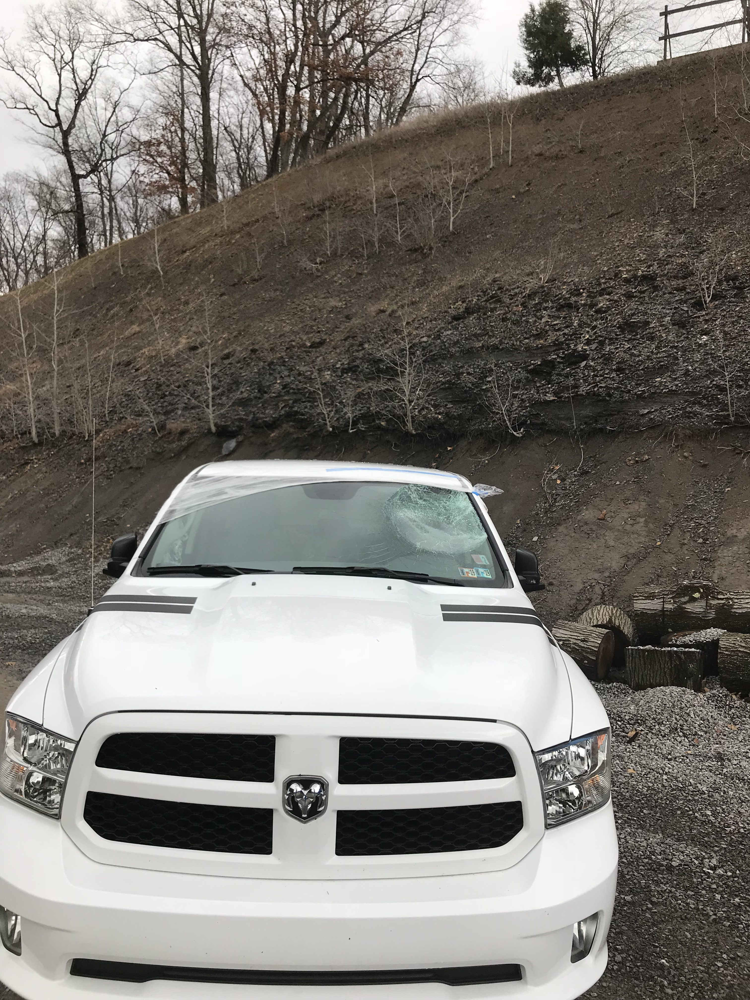 Dodge Ram Windshield Xtreme Autoglass Pros Pittsburgh