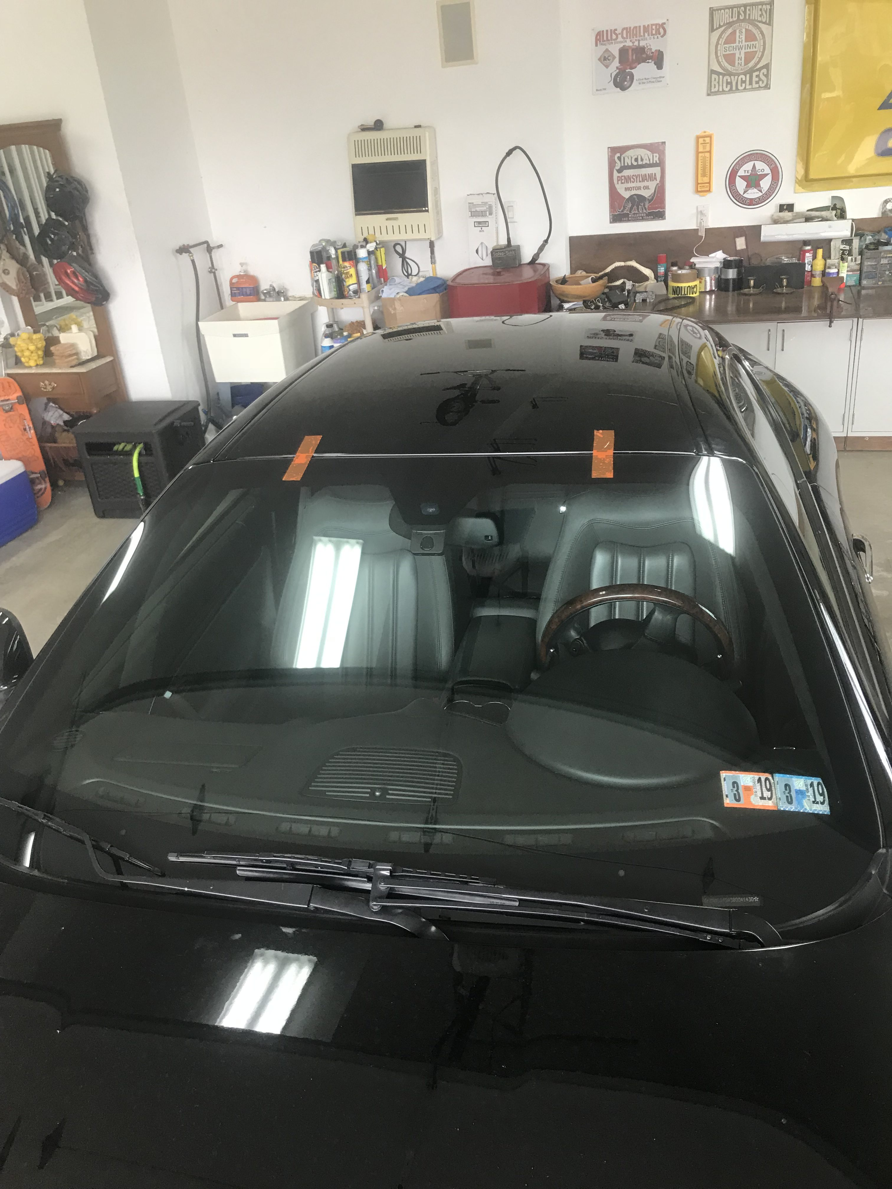 Maserati Gran Turismo Windshield Replacement Xtreme